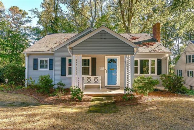 1711 Meadowbrook Drive, Winston Salem, NC 27104 (MLS #853631) :: Banner Real Estate