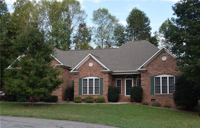 149 Live Oaks Road, Advance, NC 27006 (MLS #853812) :: Banner Real Estate