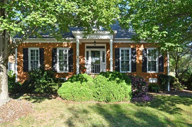 125 Coventry Park Lane, Winston Salem, NC 27104 (MLS #853834) :: Kristi Idol with RE/MAX Preferred Properties