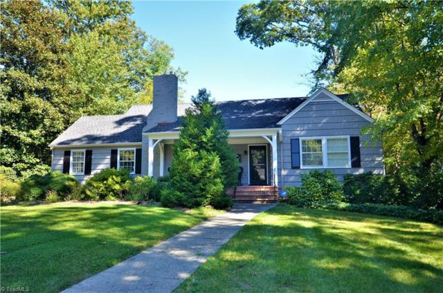 785 Arbor Road, Winston Salem, NC 27104 (MLS #853919) :: Banner Real Estate