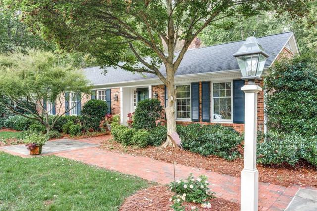 2715 Tillbrook Place, Greensboro, NC 27408 (MLS #853927) :: Lewis & Clark, Realtors®