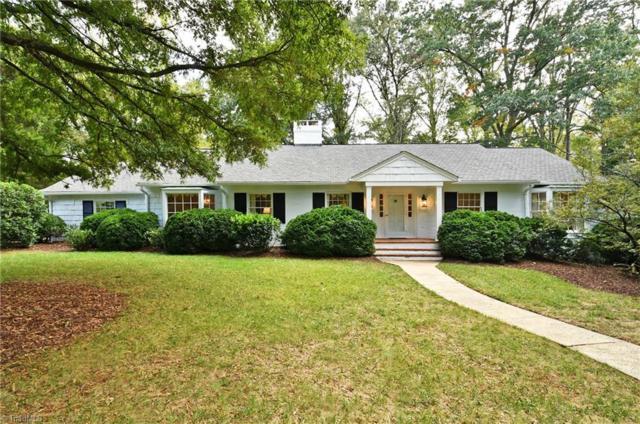 916 Kenleigh Circle, Winston Salem, NC 27106 (MLS #853939) :: Banner Real Estate