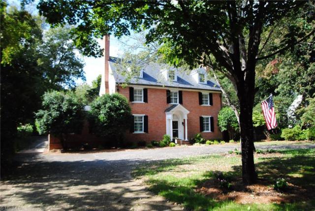 616 N Stratford Road, Winston Salem, NC 27104 (MLS #853951) :: Banner Real Estate