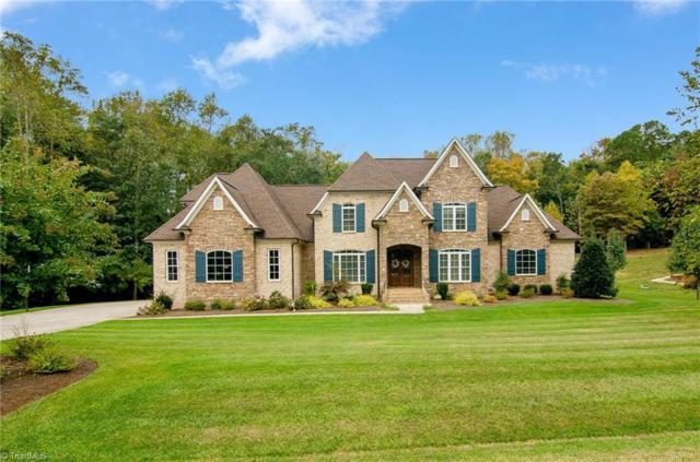5211 Harley Stafford Drive, Oak Ridge, NC 27310 (MLS #854029) :: Kristi Idol with RE/MAX Preferred Properties