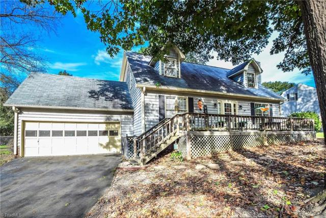6055 Hedgerow Circle, Clemmons, NC 27012 (MLS #854039) :: Banner Real Estate