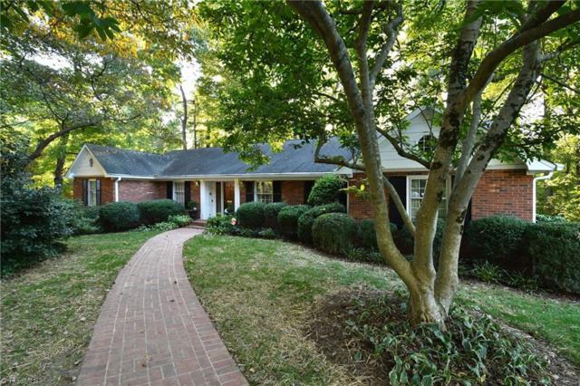 306 Deerglade Road, Winston Salem, NC 27104 (MLS #854135) :: Banner Real Estate