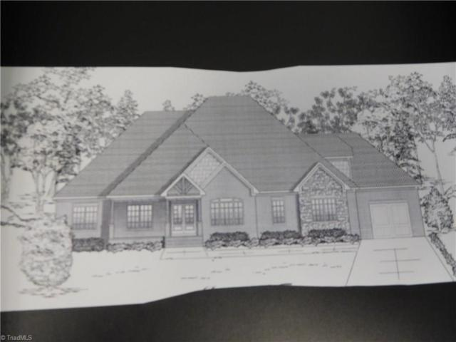 1350 Driftwood Acres Drive, Kernersville, NC 27284 (MLS #854164) :: Kristi Idol with RE/MAX Preferred Properties