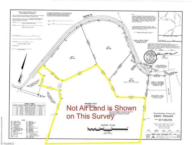 0 Friendship Road, Germanton, NC 27019 (MLS #854173) :: Kristi Idol with RE/MAX Preferred Properties