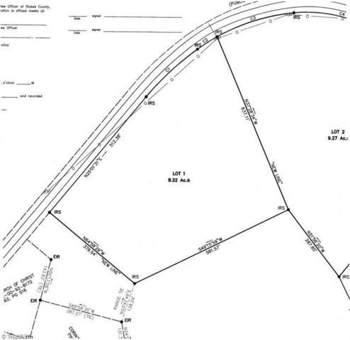 1 Friendship Road, Germanton, NC 27019 (MLS #854179) :: Kristi Idol with RE/MAX Preferred Properties