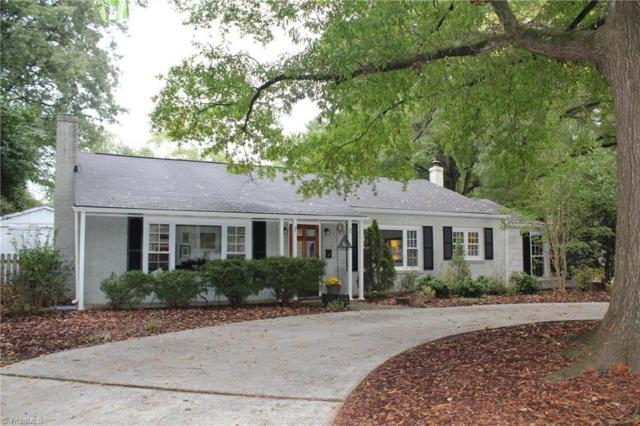 1112 W Cornwallis Drive, Greensboro, NC 27408 (MLS #854180) :: Lewis & Clark, Realtors®