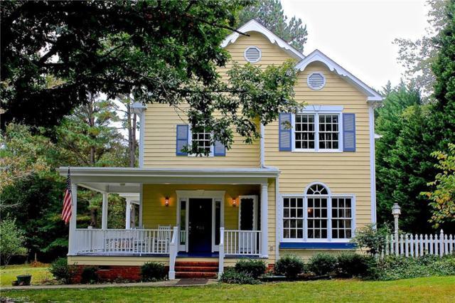 6111 Four Oaks Court, Summerfield, NC 27358 (MLS #854191) :: Lewis & Clark, Realtors®