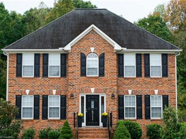 6711 Brook Stone Court, Clemmons, NC 27012 (MLS #854232) :: Banner Real Estate