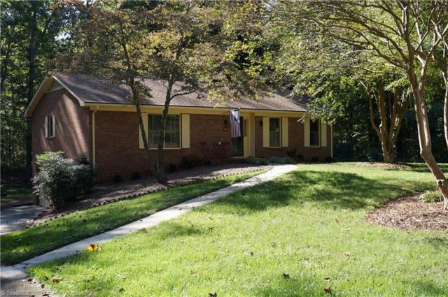 5532 Alma Drive, Winston Salem, NC 27105 (MLS #854274) :: Kristi Idol with RE/MAX Preferred Properties