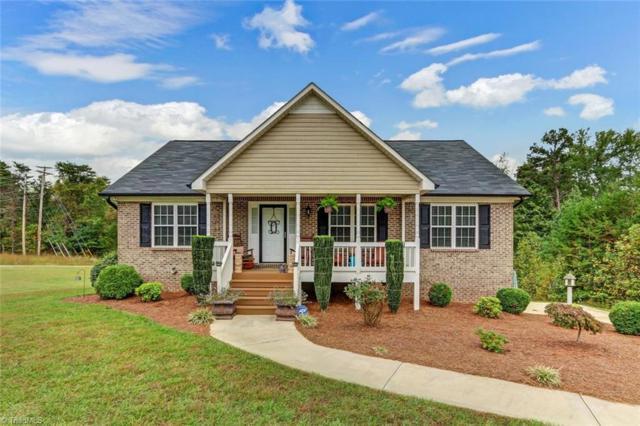 1888 Reedy Creek Road, Lexington, NC 27295 (MLS #854297) :: Kristi Idol with RE/MAX Preferred Properties