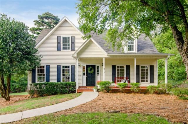 5317 Ember Lane, Kernersville, NC 27284 (MLS #854302) :: Kristi Idol with RE/MAX Preferred Properties