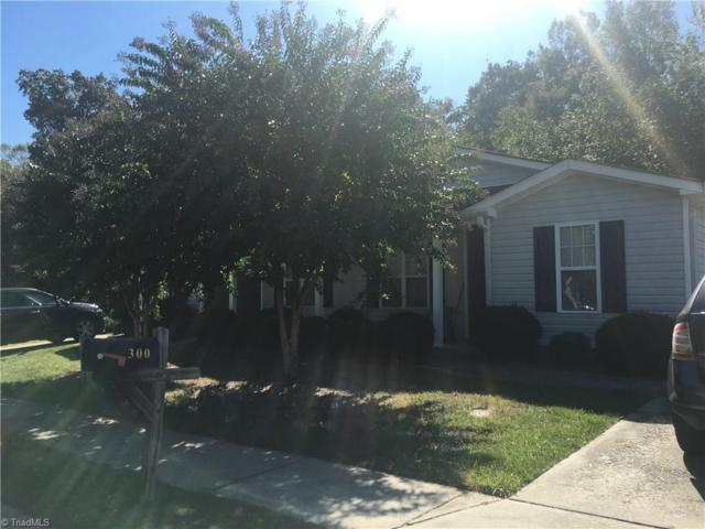 300 Myra Court, Kernersville, NC 27284 (MLS #854320) :: Kristi Idol with RE/MAX Preferred Properties
