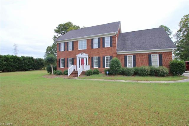 6198 Barmot Drive, Greensboro, NC 27455 (MLS #854336) :: Kristi Idol with RE/MAX Preferred Properties