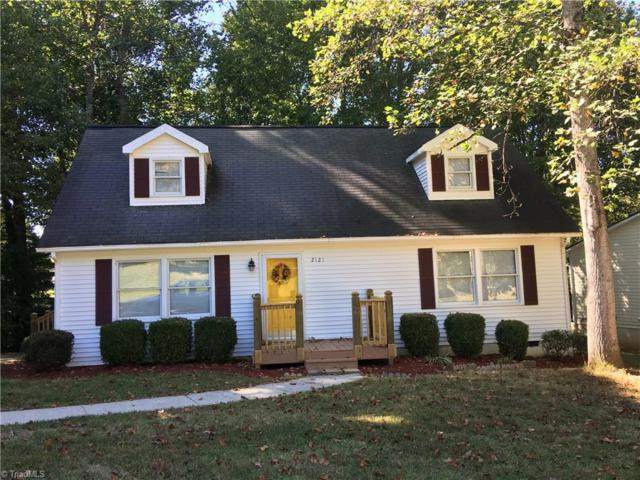 2121 Arbrook Lane, High Point, NC 27265 (MLS #854351) :: Kristi Idol with RE/MAX Preferred Properties