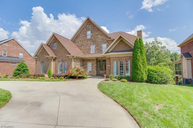 5051 Woodmont Ridge Court, Clemmons, NC 27012 (MLS #854421) :: Banner Real Estate