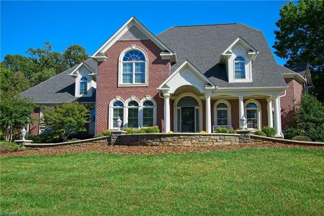 10 Windsor Castle Court, Greensboro, NC 27408 (MLS #854433) :: Lewis & Clark, Realtors®