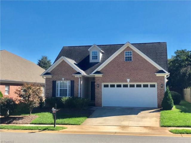 5917 Kenville Green Circle, Kernersville, NC 27284 (MLS #854460) :: Banner Real Estate