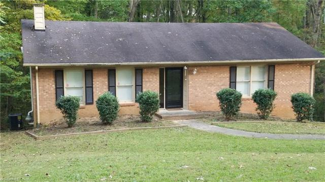 4841 Stonewall Street, Winston Salem, NC 27105 (MLS #854465) :: Banner Real Estate