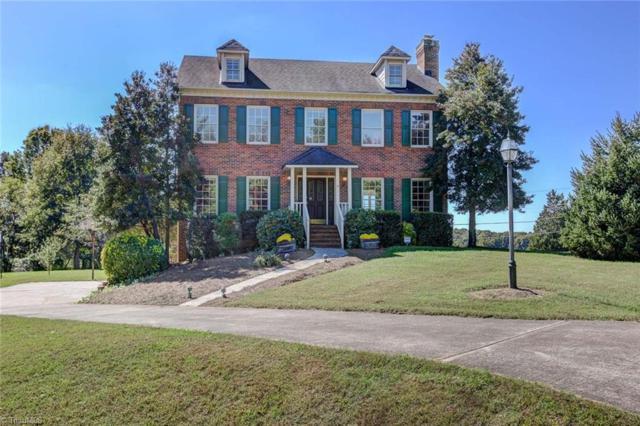 101 Brittington Drive, Lewisville, NC 27023 (MLS #854477) :: Banner Real Estate