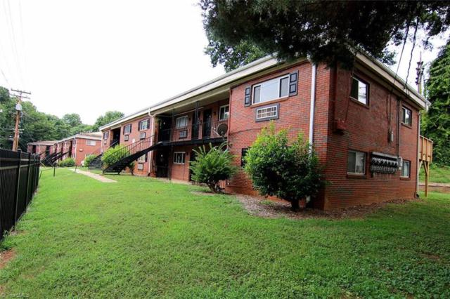 1631 W Northwest Boulevard H, Winston Salem, NC 27104 (MLS #854500) :: The Umlauf Group