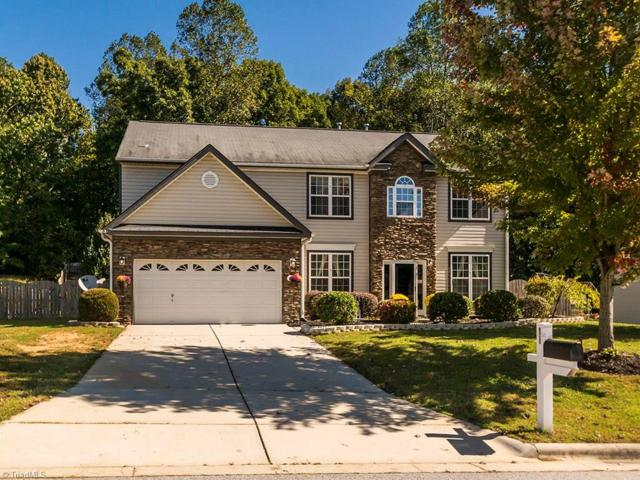 1509 Guinness Drive, Mcleansville, NC 27301 (MLS #854505) :: The Umlauf Group