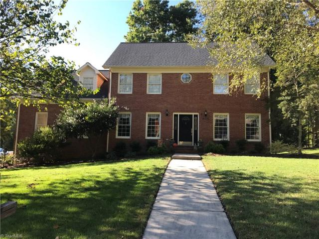 808 New Hampshire Drive, Jamestown, NC 27282 (MLS #854507) :: Lewis & Clark, Realtors®