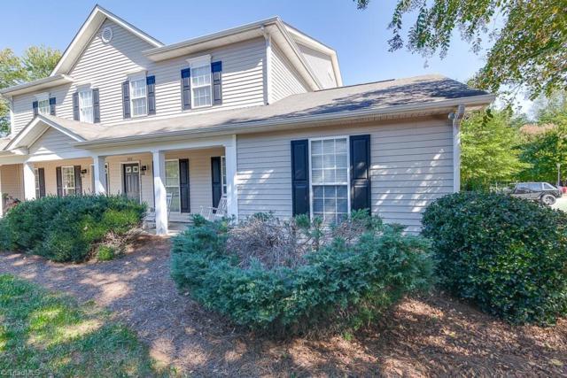 132 Pinewood Lane #101, Advance, NC 27006 (MLS #854524) :: Banner Real Estate