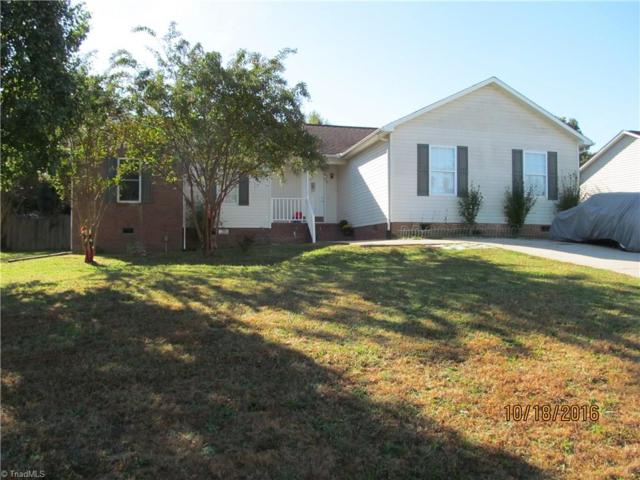 5 Summerlake Drive, Thomasville, NC 27360 (MLS #854539) :: Lewis & Clark, Realtors®
