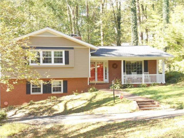 615 Knollwood Drive, Mount Airy, NC 27030 (MLS #854593) :: RE/MAX Impact Realty