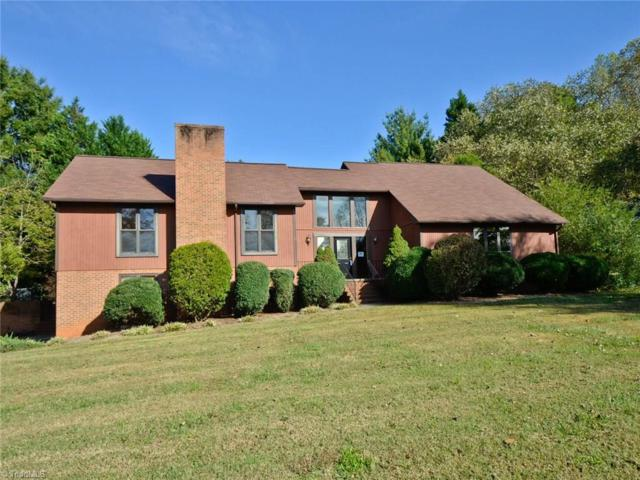 8741 Willowmede Drive, Lewisville, NC 27023 (MLS #854645) :: Banner Real Estate
