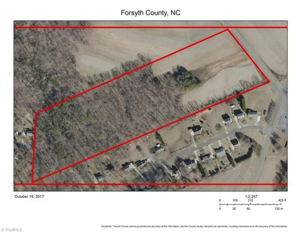 0 Goodwill Church Road, Kernersville, NC 27284 (MLS #854646) :: Banner Real Estate