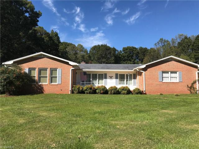 512 Wr Gillespie Road, Dobson, NC 27017 (MLS #854705) :: RE/MAX Impact Realty