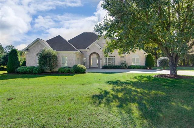 450 Mashie Drive, Summerfield, NC 27358 (MLS #854759) :: Lewis & Clark, Realtors®