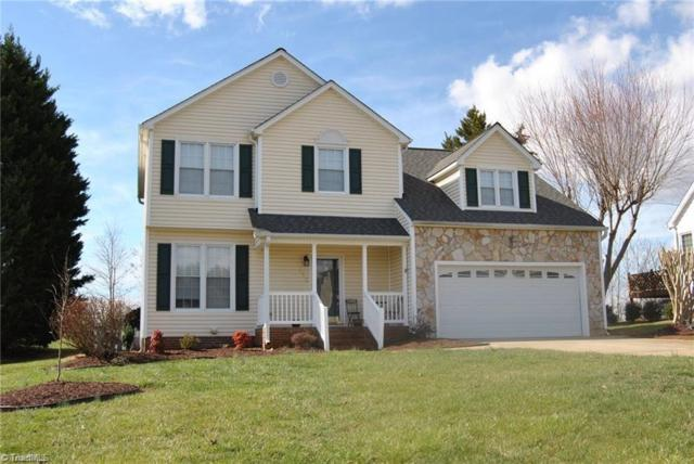 156 Lonetree Drive, Advance, NC 27006 (MLS #854771) :: Banner Real Estate