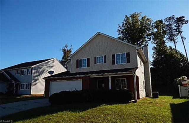 5704 Fisherman Drive, Browns Summit, NC 27214 (MLS #854806) :: Banner Real Estate