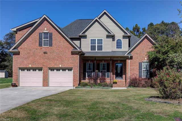 192 Loganberry Court, Clemmons, NC 27012 (MLS #854835) :: Banner Real Estate