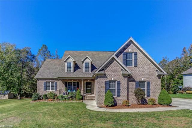 5026 Tamarack Drive, Greensboro, NC 27407 (MLS #854881) :: Banner Real Estate