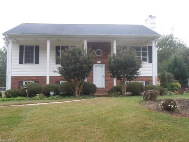 712 Ridgeworth Avenue, High Point, NC 27265 (MLS #854894) :: Banner Real Estate
