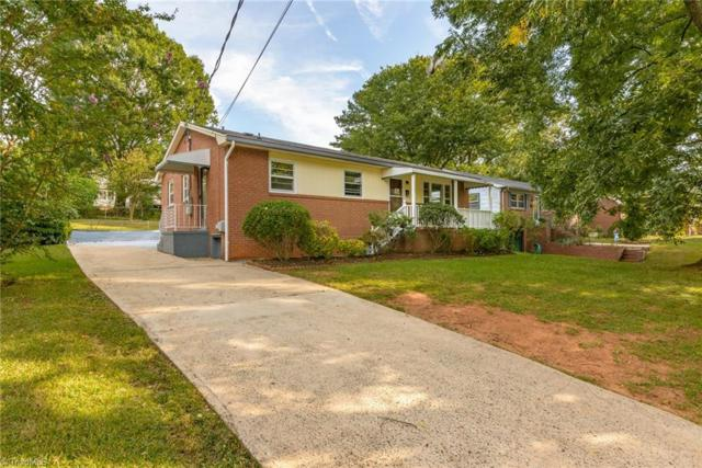 2357 Parkway Drive, Winston Salem, NC 27103 (MLS #854935) :: Banner Real Estate