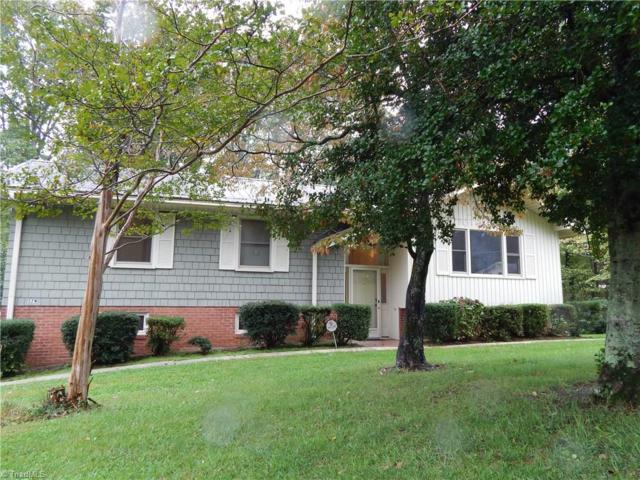 157 W Greenhill Road, Mount Airy, NC 27030 (MLS #855007) :: Banner Real Estate