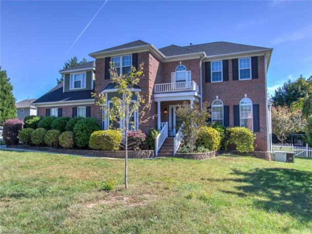 4908 Erica Marie Court, High Point, NC 27265 (MLS #855080) :: Realty 55 Partners