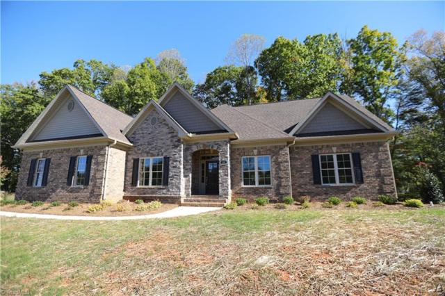 168 Starboard Court, Stokesdale, NC 27357 (MLS #856512) :: Banner Real Estate