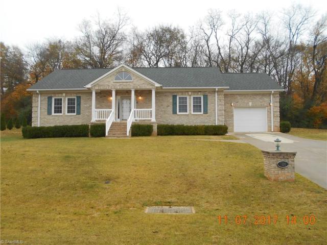 726 Cypress Hill Drive, Eden, NC 27288 (MLS #857462) :: Banner Real Estate