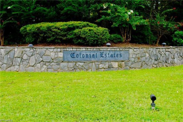 0 N Carolina Circle, Mocksville, NC 27028 (MLS #857531) :: Banner Real Estate