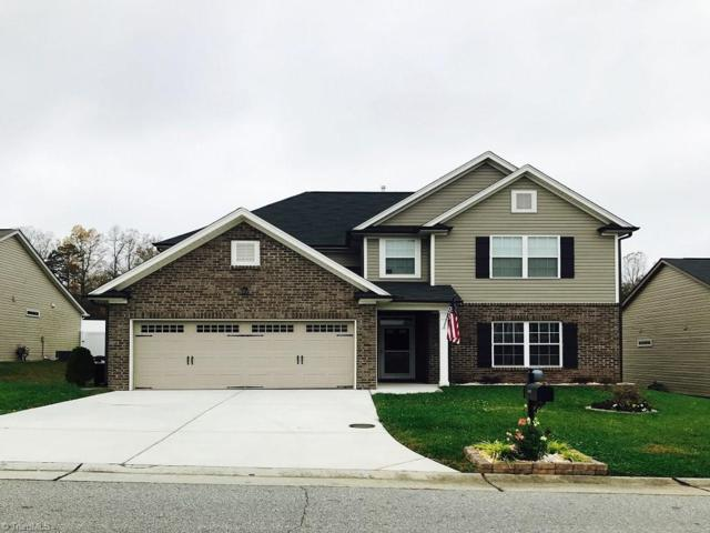 4552 Silo Ridge Court, Clemmons, NC 27012 (MLS #857705) :: Realty 55 Partners