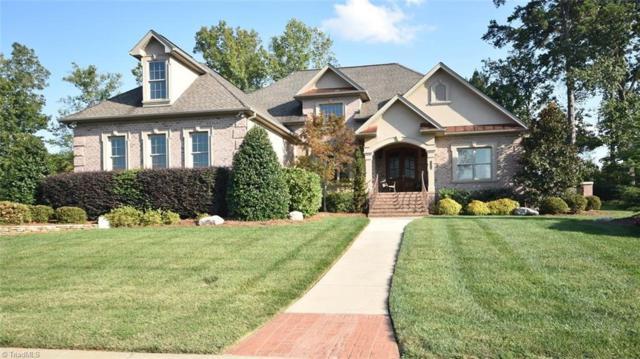 1396 Carrick Drive, Burlington, NC 27215 (MLS #857788) :: Kristi Idol with RE/MAX Preferred Properties